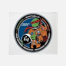 MLPM Program Logo Throw Blanket