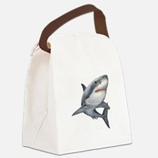 Shark Canvas Lunch Bag