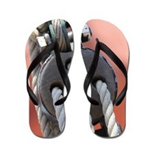 Block and Tackle Flip Flops