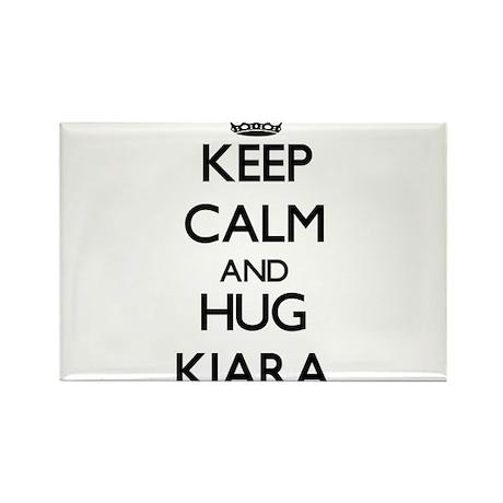 Keep Calm and HUG Kiara Magnets