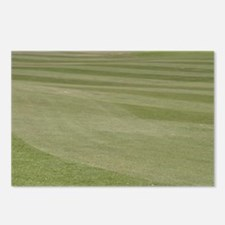 Golf Grass Postcards (Package of 8)
