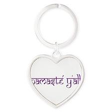 namaste yall 2 Keychains