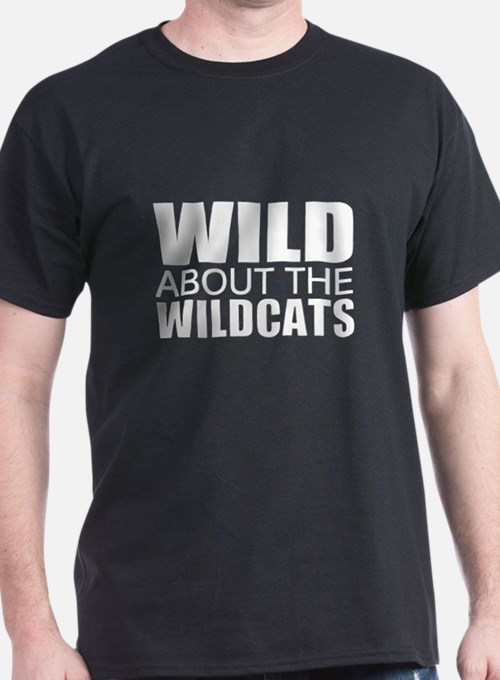 Wild about Wildcats T-Shirt