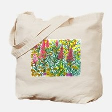 FIELD OF FLOWERS Tote Bag
