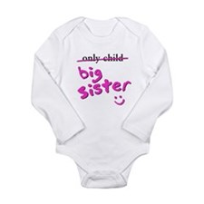 only Child / Big Sister Body Suit
