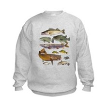 All Game Fish Sweatshirt
