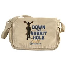 Down The Rabbit Hole Messenger Bag