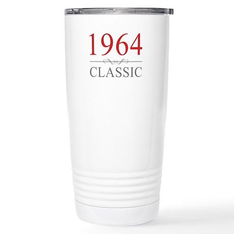 1964 Classic Stainless Steel Travel Mug