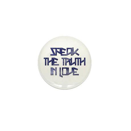 SPEAK THE TRUTH 2 Mini Button (100 pack)