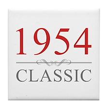 1954 Classic Tile Coaster
