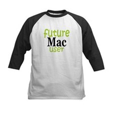 Future Mac User (green) Tee