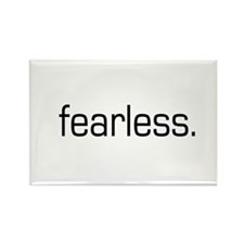 Fearless Rectangle Magnet
