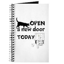 Open New Door Today Journal