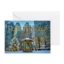 City Park Holiday Greeting Card