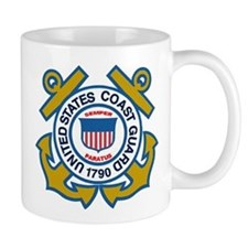 US Coast Guard Mug