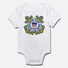 US Coast Guard Infant Bodysuit