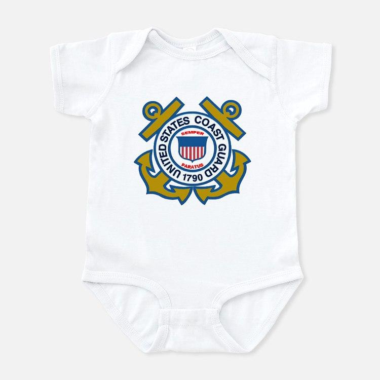 US Coast Guard Infant Bodysuit