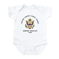 Semper Paratus Infant Bodysuit