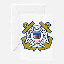 US Coast Guard Greeting Cards (Pk Of 10)