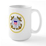 US Coast Guard Large Mug