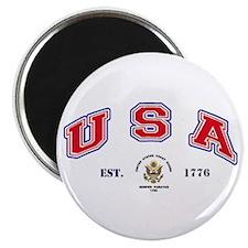 USA - USCG Magnet
