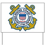 US Coast Guard Yard Sign
