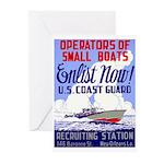 Coastie Greeting Cards (Pk of 10)