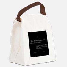Canon Judith... Canvas Lunch Bag