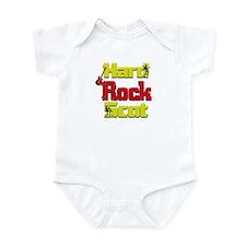 Hard Rock Scot.:-) Infant Bodysuit