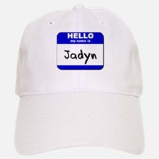 hello my name is jadyn Baseball Baseball Cap