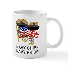 Senior Chief Petty Officer 15 Ounce Mugs