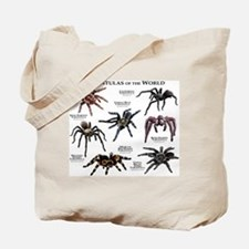 Tarantulas of the World Tote Bag