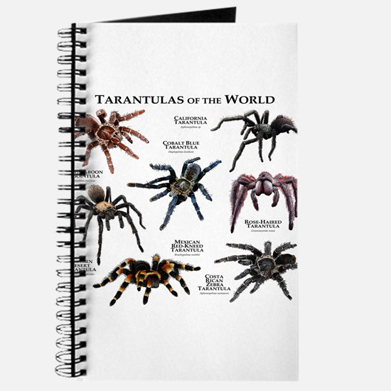 Tarantulas of the World Journal