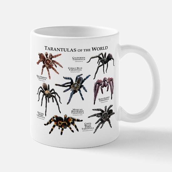 Tarantulas of the World Mug