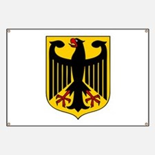 Germany Coat of Arms Banner