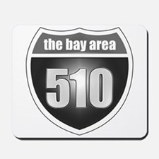 Interstate 510 (Bay Area) Mousepad