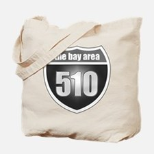 Interstate 510 (Bay Area) Tote Bag