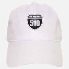 Interstate 510 (Bay Area) Baseball Baseball Cap