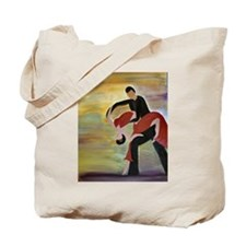 Ballroom Dancing Tote Bag
