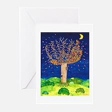 Hikaru's Tree Greeting Cards