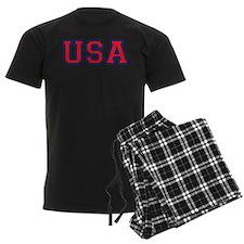 USA Logo Pajamas