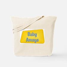 Baby Amaya Tote Bag