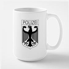 POLIZEI German Police Mug