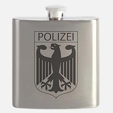 POLIZEI German Police Flask