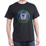 USCG Emblem Dark T-Shirt