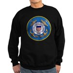 USCG Emblem Sweatshirt (dark)