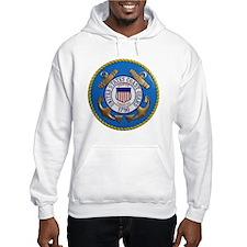 USCG Emblem Hoodie