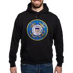 USCG Emblem Hoodie (dark)