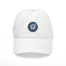 USCG Emblem Baseball Cap