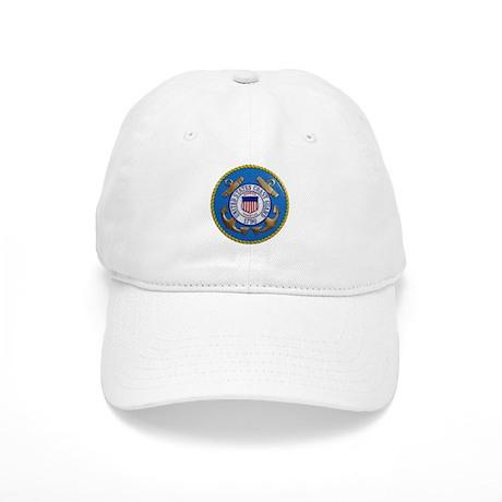 USCG Emblem Cap